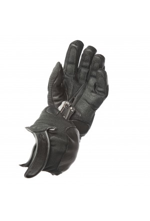 Bladerunner New Style Leather/Neoprene Gloves WITHOUT Knuckle Protection and with Lining made with woven aramid fibre
