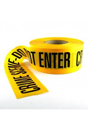 Crime Scene – Do Not Enter