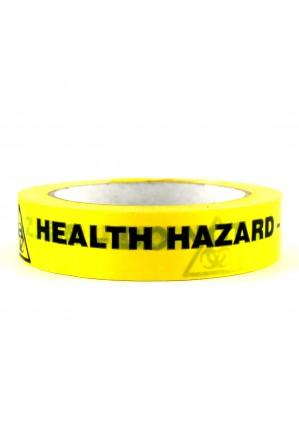 Health Hazard – Do Not Enter