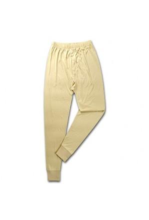 Anti-slash Yellow Kevlar ® Long Johns