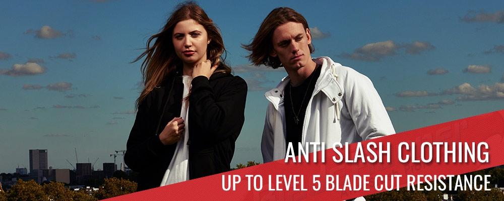Anti-Slash Clothing