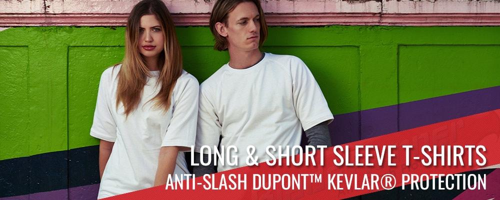Anti-Slash T-Shirts