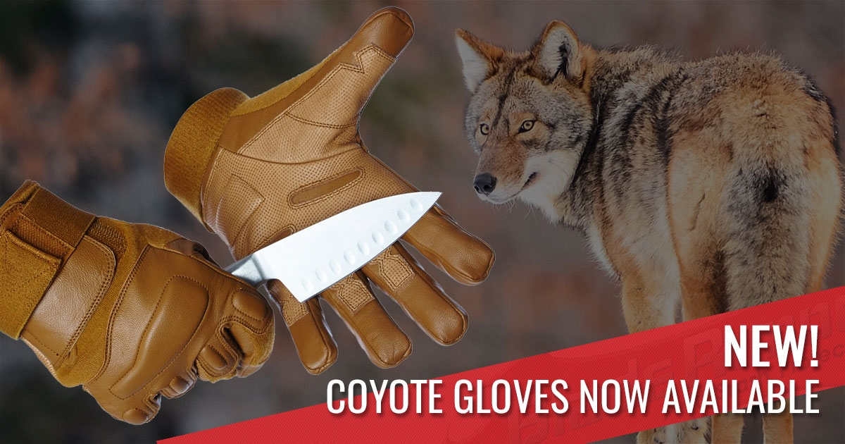 Coyote Gloves