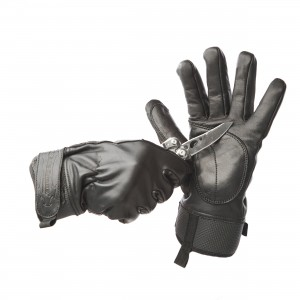 Fortis Supersoft Leather Gloves - Cut Resistance Level 2
