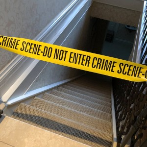 Crime Scene Tape – Do Not Enter