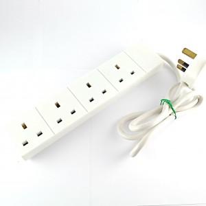 GSM BUG - 4 Way UK Strip Socket