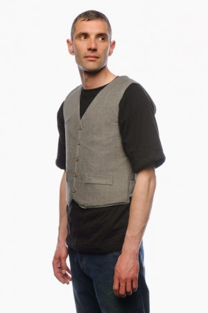 Disguised Ballistic Wear - Executive Waistcoat – Bullet/Stab-Proof
