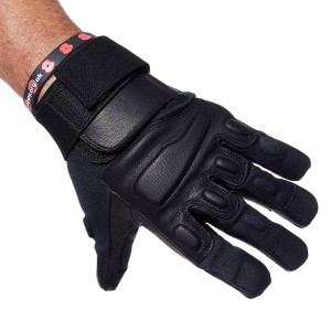 Coyote Gloves Without Knuckle Protection - Black - Cut Resistance Level 5