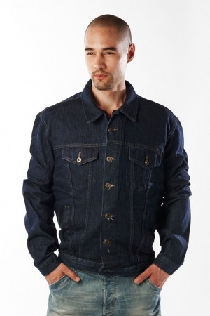 Disguised Ballistic Wear - Denim Jacket Bullet-Proof Threat Level IIIA