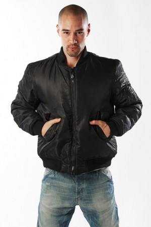 Disguised Ballistic Wear - Flying Jacket Bullet-Proof Threat Level IIIA