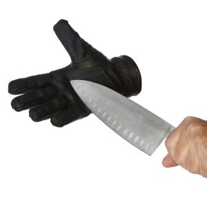 Leather Gloves without knuckle protection - Cut Resistance Level 2