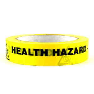 Health Hazard Tape – Do Not Touch