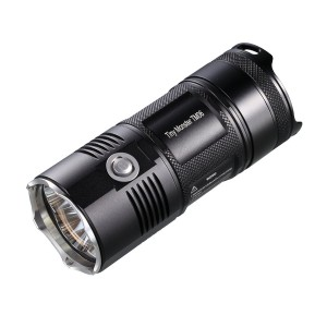 Nitecore TM06 Tiny Monster Torch Package