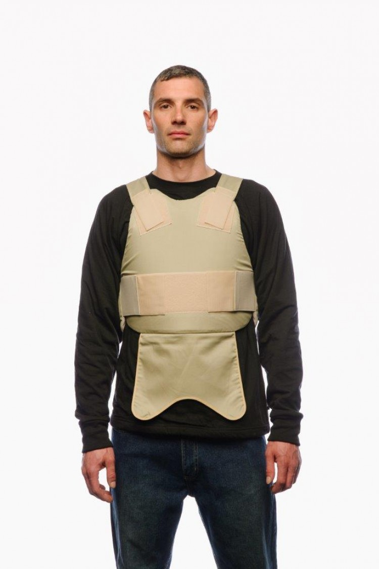 Anti-Stab Covert Vest