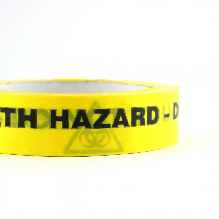 Health Hazard Tape – Do Not Touch