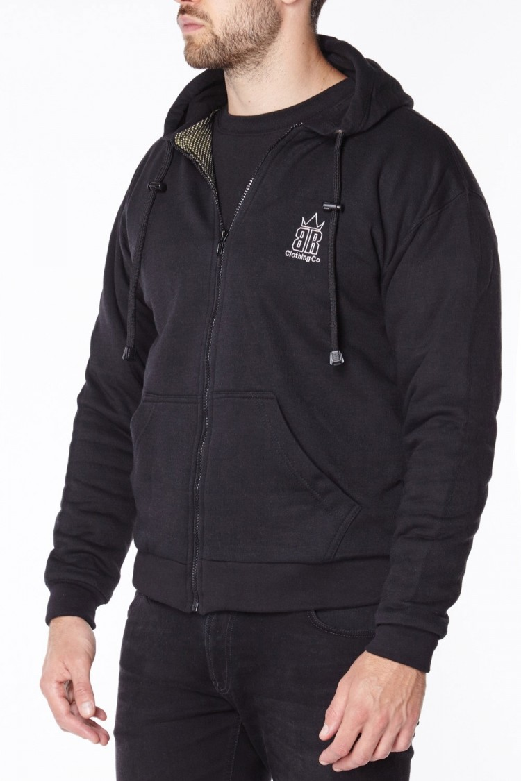 Bladerunner Anti-slash Hooded top with Dupont™ Kevlar® Fibre