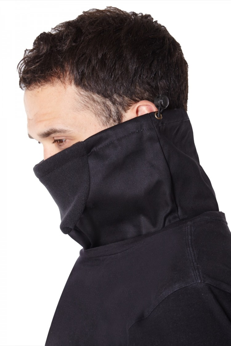Neck Protection With Kevlar Lining
