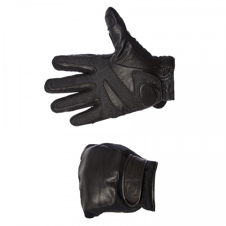 Cut Proof Leather Gloves without Knuckle Protection