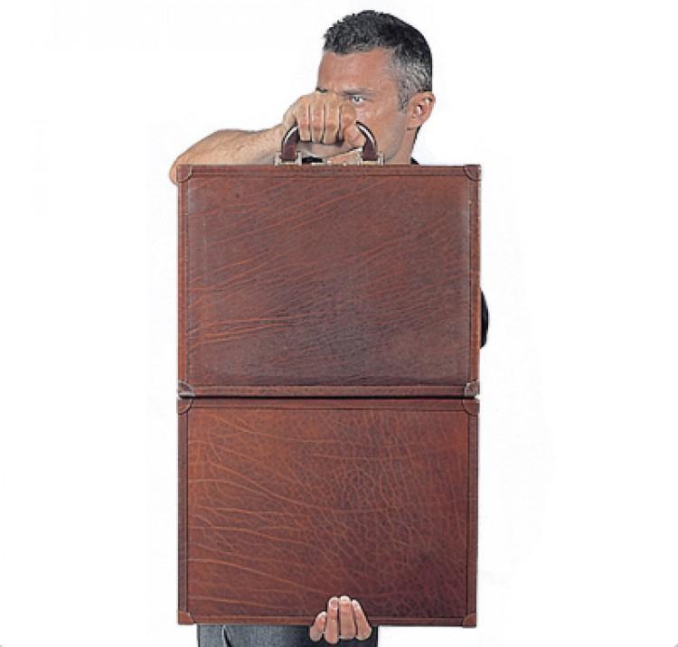 Bullet-proof Briefcase Level IIIA