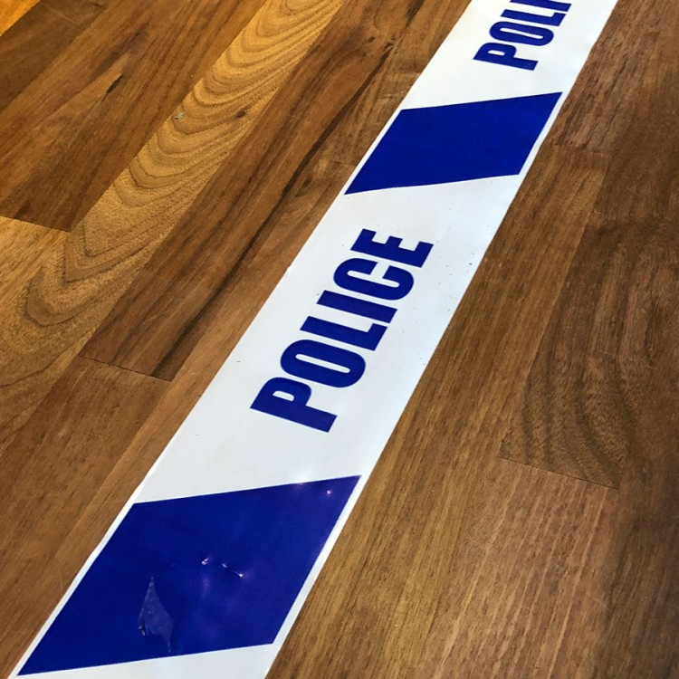 Police Barrier Tape