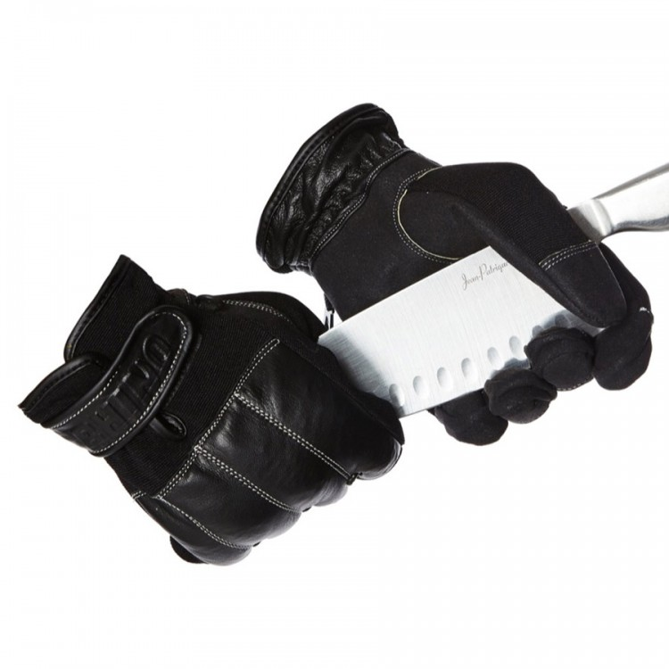 Rhino Duty Gloves with Knuckle Protection - Cut Resistance Level 5