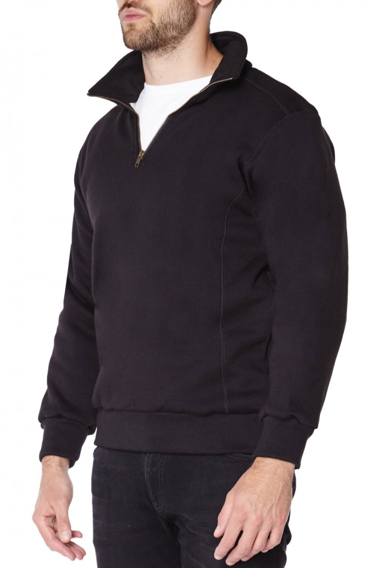 Cut proof sweater