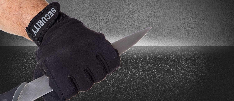 Cut Proof Security Glove