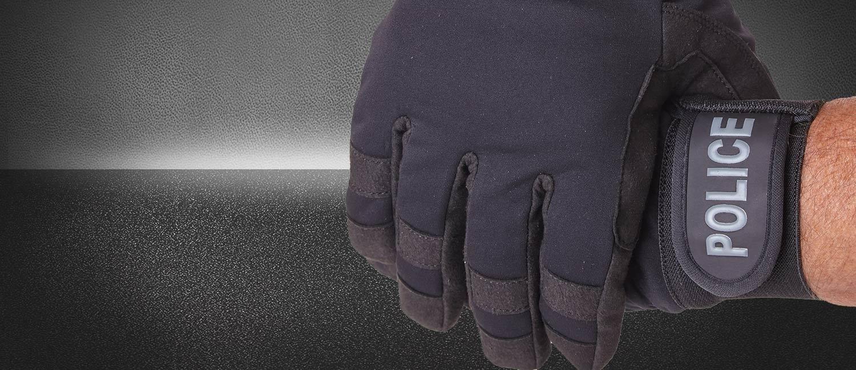 Spectra Cut Proof Police Glove
