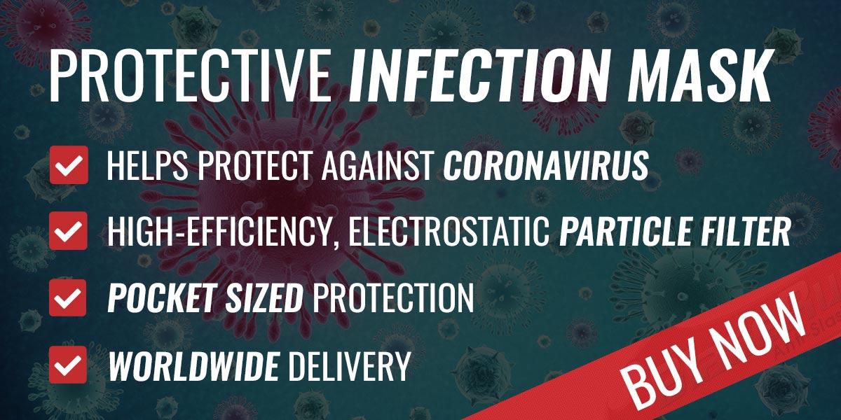 Protective Coronavirus Mask