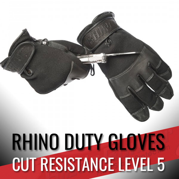 Cut Resistance Level 5 Gloves