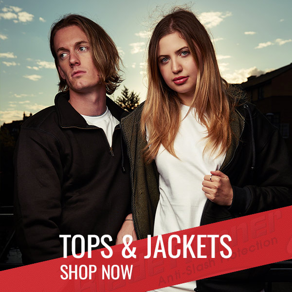 Anti-Slash Tops & Jackets