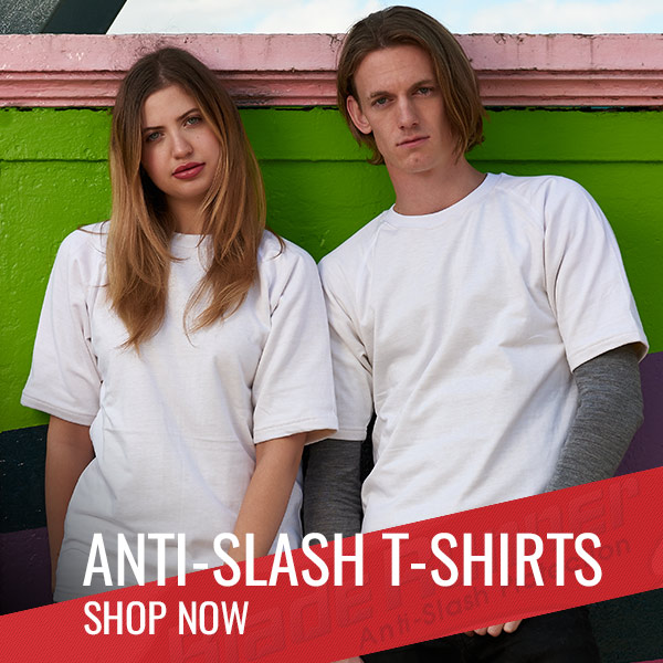 Anti-Slash T-Shirts