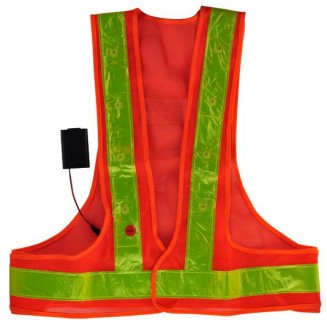Bladerunner's New LED High Visibility Jacket