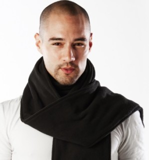 Anti-Cut Scarves will be big winners this Winter