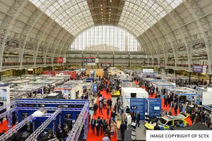 Bladerunner invited to Security & Counter Terror Expo
