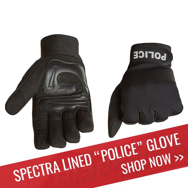 Cut Resistant POLICE Glove